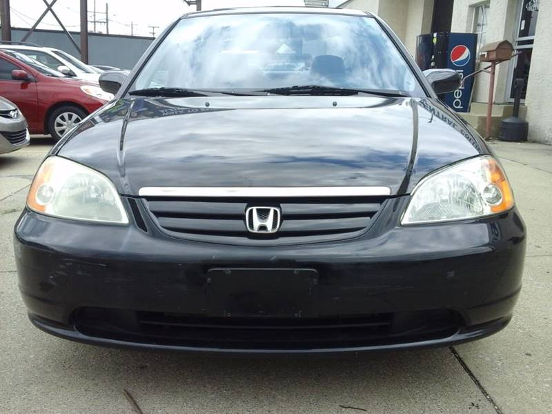 2002 Honda Civic for sale at CLINTONVILLE CAR SALES in Columbus OH