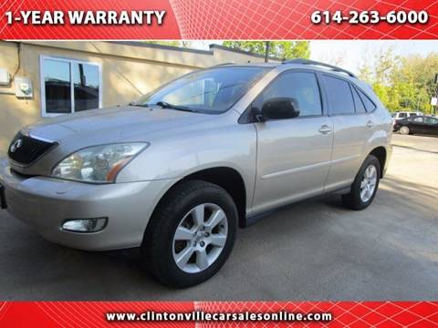 2004 Lexus RX 330 for sale in Columbus, OH