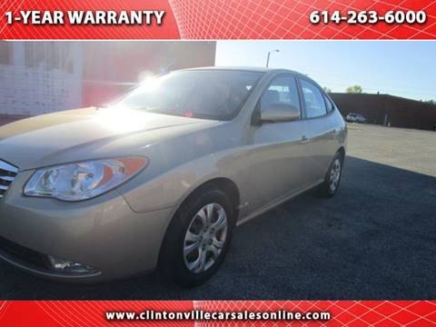 2010 Hyundai Elantra for sale at CLINTONVILLE CAR SALES - Automart of Ohio in Columbus OH