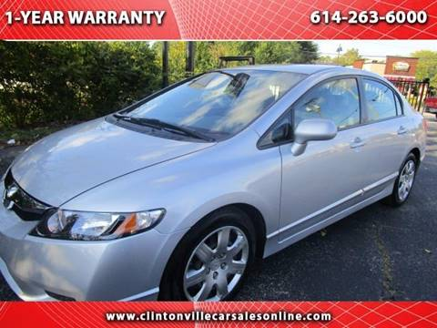 2009 Honda Civic for sale in Columbus, OH