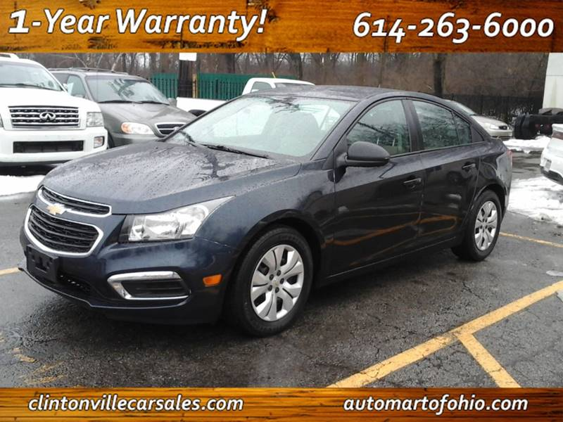 island fwd city owned in chevrolet ls pre sedan cruze inventory long used