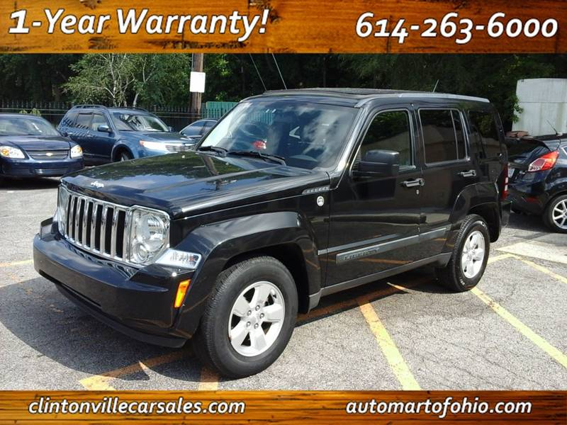 2009 Jeep Liberty For Sale At CLINTONVILLE CAR SALES   Automart Of Ohio In  Columbus OH
