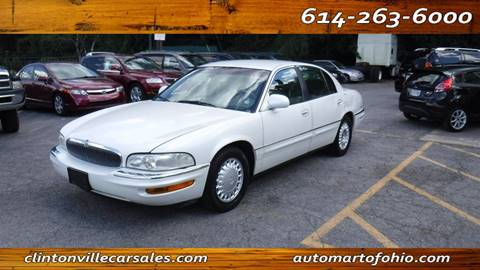 1998 buick park avenue owners manual