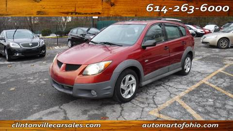 2004 Pontiac Vibe for sale in Columbus, OH