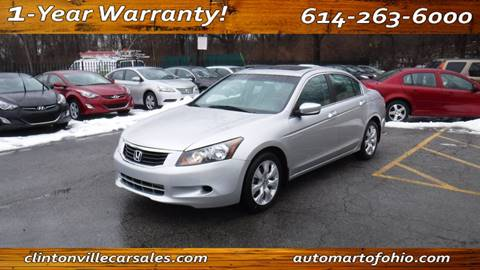 2010 Honda Accord for sale in Columbus, OH