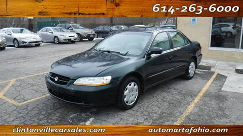 1998 Honda Accord for sale in Columbus, OH