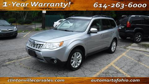 2013 Subaru Forester for sale in Columbus, OH