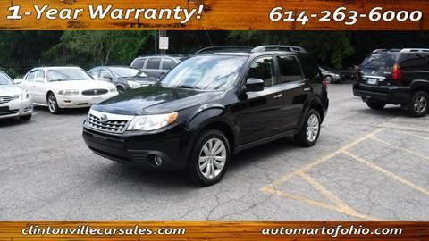 2012 Subaru Forester for sale in Columbus, OH