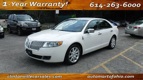 2012 Lincoln MKZ for sale in Columbus, OH