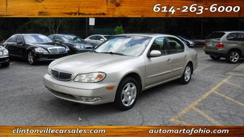 2001 Infiniti I30 for sale in Columbus, OH