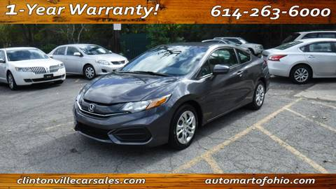 2015 Honda Civic for sale in Columbus, OH