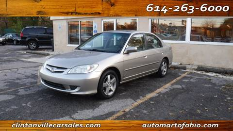 2004 Honda Civic for sale in Columbus, OH