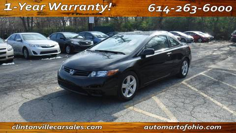 2007 Honda Civic for sale in Columbus, OH