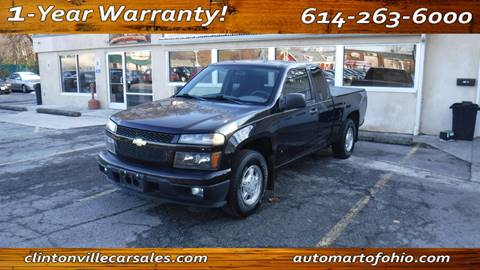 2008 Chevrolet Colorado for sale in Columbus, OH