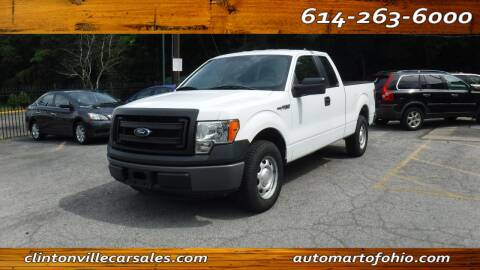 2013 Ford F-150 for sale at Clintonville Car Sales - AutoMart of Ohio in Columbus OH