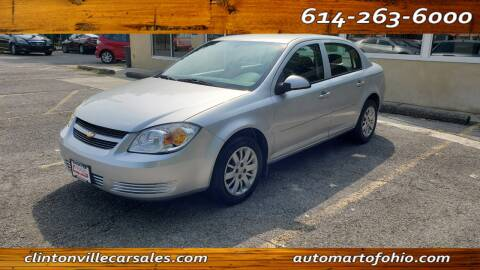 2009 Chevrolet Cobalt for sale at Clintonville Car Sales - AutoMart of Ohio in Columbus OH