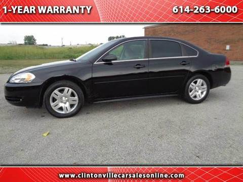 2012 Chevrolet Impala for sale in Columbus, OH
