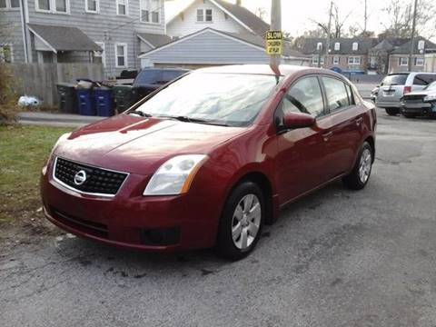 2007 Nissan Sentra for sale in Columbus, OH