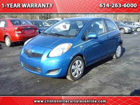 2009 Toyota Yaris for sale in Columbus, OH