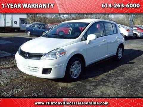 2012 Nissan Versa for sale in Columbus, OH