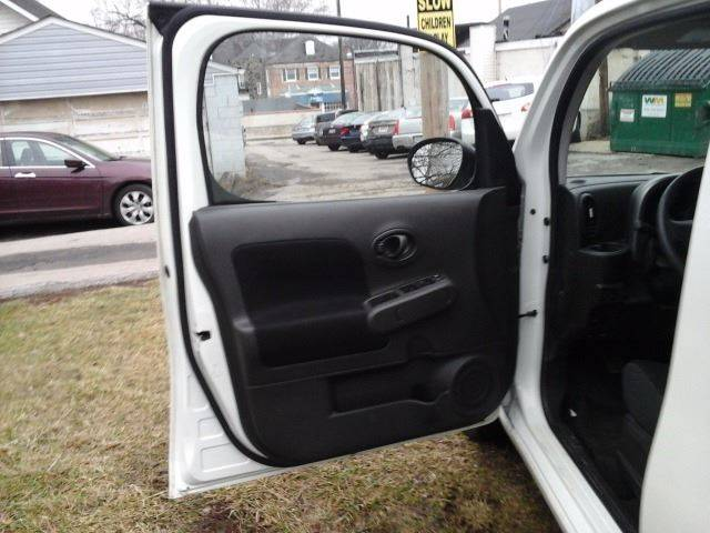 2009 Nissan cube for sale at CLINTONVILLE CAR SALES in Columbus OH