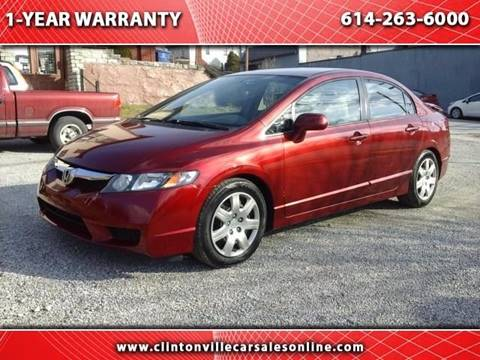 2010 Honda Civic for sale in Columbus, OH