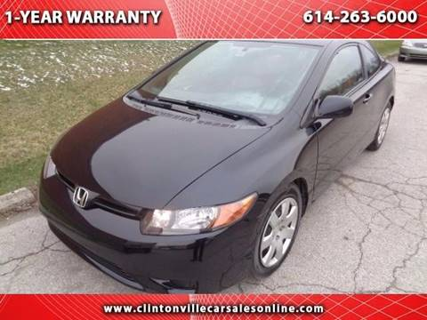 2008 Honda Civic for sale in Columbus, OH