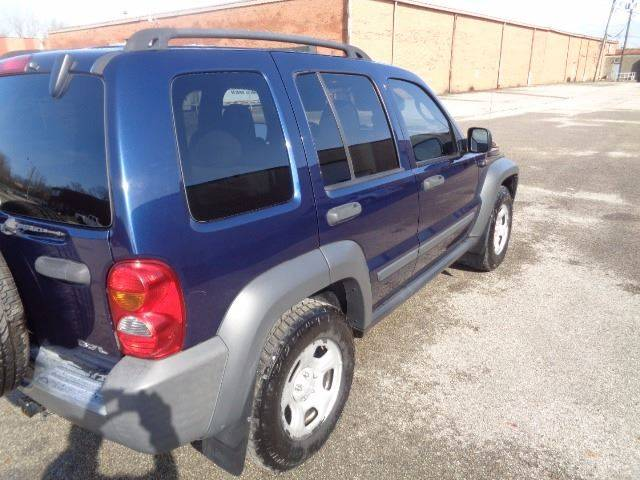 2006 Jeep Liberty for sale at CLINTONVILLE CAR SALES in Columbus OH