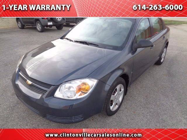 2008 Chevrolet Cobalt for sale at CLINTONVILLE CAR SALES in Columbus OH