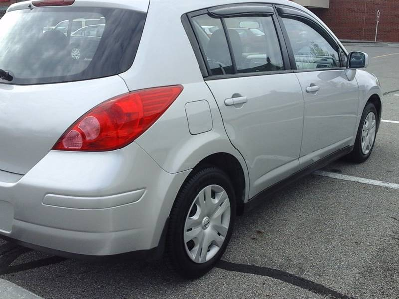 2012 Nissan Versa for sale at CLINTONVILLE CAR SALES in Columbus OH
