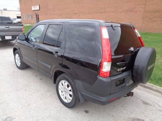 2005 Honda CR-V for sale at CLINTONVILLE CAR SALES in Columbus OH