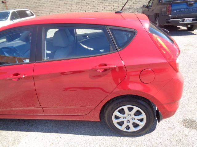 2013 Hyundai Accent for sale at CLINTONVILLE CAR SALES in Columbus OH