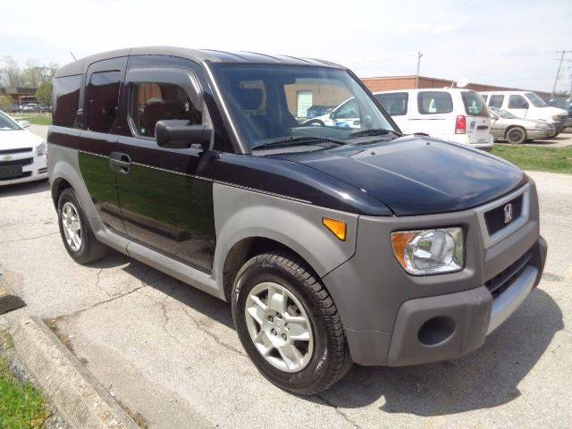 2005 Honda Element for sale at CLINTONVILLE CAR SALES in Columbus OH