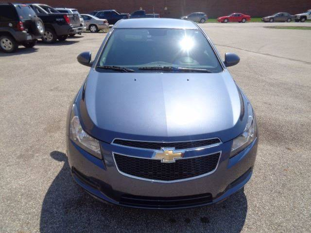 2014 Chevrolet Cruze for sale at CLINTONVILLE CAR SALES in Columbus OH