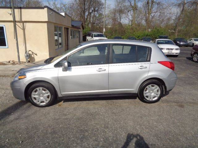 2010 Nissan Versa for sale at CLINTONVILLE CAR SALES in Columbus OH