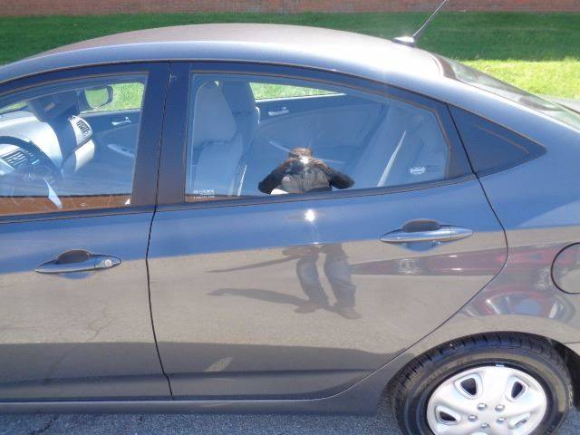 2012 Hyundai Accent for sale at CLINTONVILLE CAR SALES in Columbus OH
