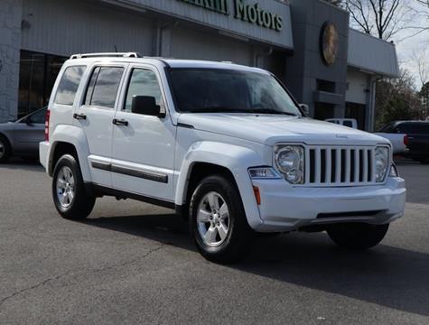 2012 Jeep Liberty for sale in Oak Ridge, TN