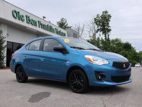 2020 Mitsubishi Mirage G4 for sale at Ole Ben Franklin Mitsbishi in Oak Ridge TN