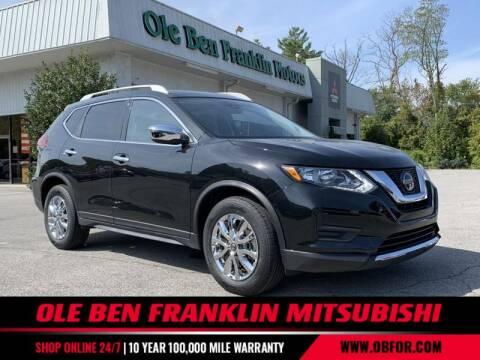 2020 Nissan Rogue for sale at Ole Ben Franklin Mitsbishi in Oak Ridge TN