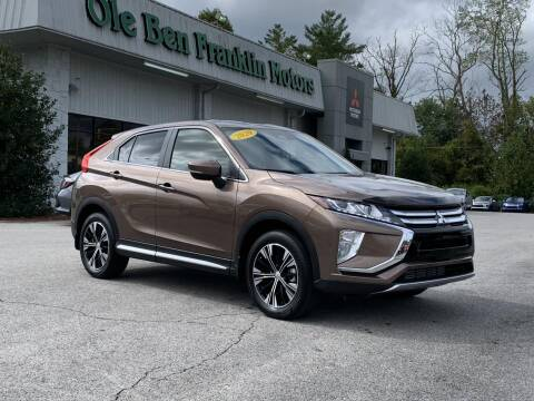 2020 Mitsubishi Eclipse Cross for sale at Ole Ben Franklin Mitsbishi in Oak Ridge TN
