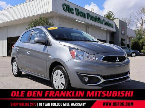 2019 Mitsubishi Mirage for sale at Ole Ben Franklin Mitsbishi in Oak Ridge TN
