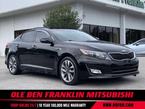 2015 Kia Optima for sale at Ole Ben Franklin Mitsbishi in Oak Ridge TN