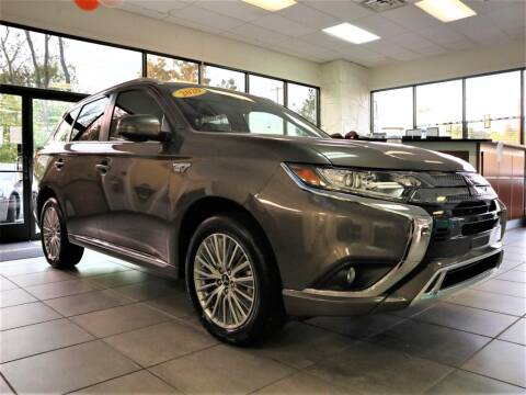 2020 Mitsubishi Outlander PHEV for sale at Ole Ben Franklin Mitsbishi in Oak Ridge TN