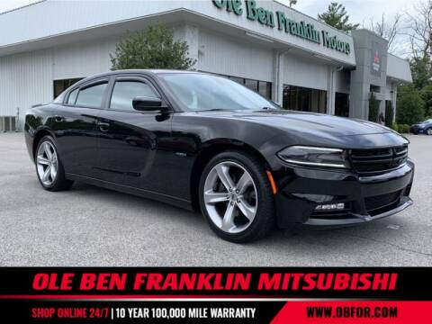 2017 Dodge Charger for sale at Ole Ben Franklin Mitsbishi in Oak Ridge TN