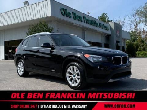 2014 BMW X1 for sale at Ole Ben Franklin Mitsbishi in Oak Ridge TN