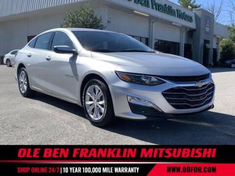 2019 Chevrolet Malibu for sale at Ole Ben Franklin Mitsbishi in Oak Ridge TN