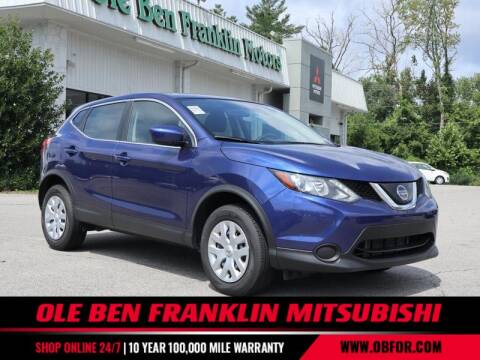 2019 Nissan Rogue Sport for sale at Ole Ben Franklin Mitsbishi in Oak Ridge TN