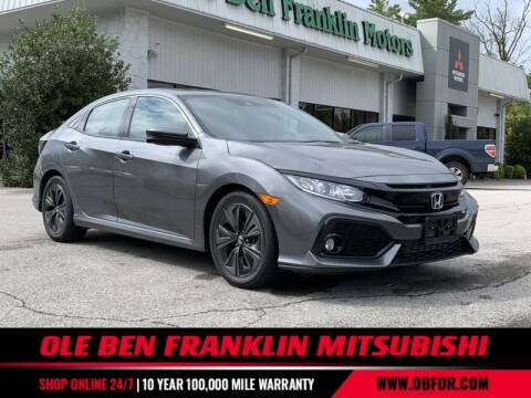 2019 Honda Civic for sale at Ole Ben Franklin Mitsbishi in Oak Ridge TN