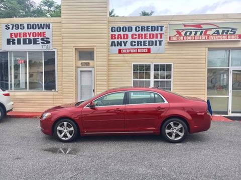 2009 Chevrolet Malibu for sale in Rosedale, MD
