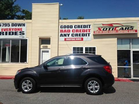 2015 Chevrolet Equinox for sale in Rosedale, MD